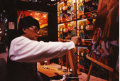 Dr. Chen Paints at Art Fair(1994)